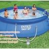 ( ขนาด 15 ฟุต ) Intex สระว่ายน้ำ Easy Set Pool INTEX 28166 ขนาด 457 x 107 cm
