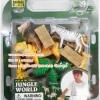 ชุดโมเดล สัตวป่า แบบกล่อง Animal World - สัตว์คละพร้อมอุปกรณ์