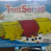 (บ้านบอลเด็ก) เต็นท์อุโมงค์แสนสนุก หรือบ้านบอลตัวหนอน