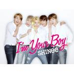 [Pre] SHINee : Jap. 3rd Album - I'm Your Boy (B Ver.) (CD+DVD) (First Limited Edition)