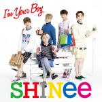 [Pre] SHINee : Jap. 3rd Album - I'm Your Boy (Normal Edition)