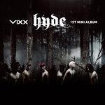 [Pre] VIXX : 1st Mini Album - Hyde +Poster