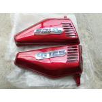 ฝากระเป๋า CG110 สีแดง เทียม งานใหม่