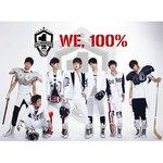 [Pre] 100% : 1st Single - WE, 100%