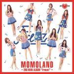 [Pre] MOMOLAND : 2nd Mini Album - Freeze +Poster