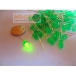 LED 5 มิล ชนิดตัวสี (สีเขียว)