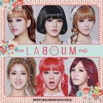 [Pre] Laboum : 1st Single - Petit Macaron Data Pack