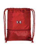 Under Armour - Drawstring Backpack - Red (แดง)