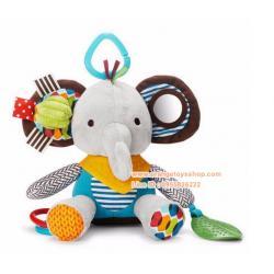 ตุ๊กตาโมบายผ้า เสริมพัฒนาการ ช้างน้อย SKP Baby รุ่น BANDANA BUDDIES activity toy