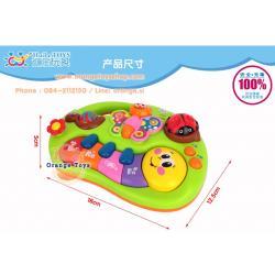 Huile Toys ออแกน เสียงเพลง ผึ้น้อย พร้อมเล่านิทาน Huile Toy