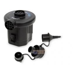 *** ใส่ถ่าน 6 ก้อน *** ที่สูบลมไฟฟ้า --- ที่สูบลมสระน้ำ แบบใช้ ไฟฟ้า Intex ที่สูบลมไฟฟ้า พลังแบตเตอร์รี่ รุ่น Intex 68638