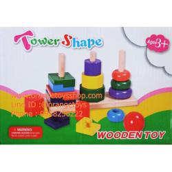 Tower Shape (เล็ก)