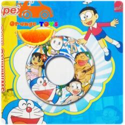(ขนาด 24 นิ้ว) ห่วงยาง โดเรม่อน Doraemon ลายลิขสิทธิ์แท้ Doraemon - ห่วงยาง 24 นิ้ว