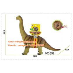 ไดโนเสาร์ ยางนิ่ม ตัวใหญ่ มีเสียงร้อง (อะแพทโตเซารัส)