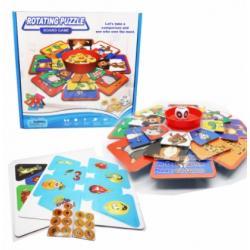 เกมส์ฝึกสมอง สำหรับฝึกสมองและไหวพริบ ROTATING PUZZLE