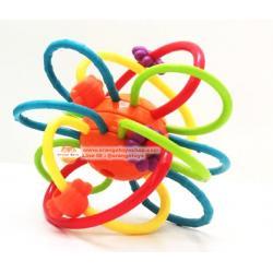 ของเล่นเด็กอ่อน บอลนิ่ม ยางกัด สำหรับเด็ก บอลเส้น