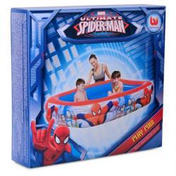 ( ขนาด 6.5 ฟุต )สระน้ำเป่าลม ขนาดใหญ่ ลาย สไปเดอร์แมน Spiderman ขนาด 2 เมตร Ultimate Spider Man Play Pool