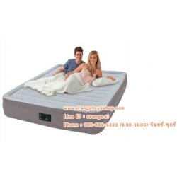 Intex ที่นอนเป่าลม QUEEN COMFORT-PLUSH MID RISE AIRBED 67770