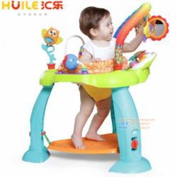 HUILE TOYS 2106 Piano Baby Bounce Animal Friends First Steps เก้าอี้กระโดด สำหรับเด็ก
