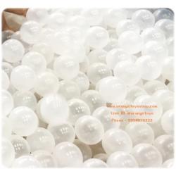 """(ลูกบอล บอลนิ่ม) (135 ลูก) ลูกบอล ขนาด 3"""" ลูกบอลใส Snow Ball Antibacterial จำนวน 135 ลูก"""
