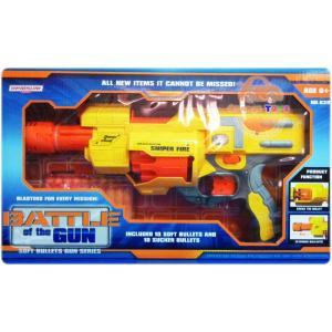 ชุดปืน กระสุนโฟม **ใส่ถ่าน**