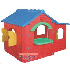 บ้านพักตากอากาศ มีชานบ้าน