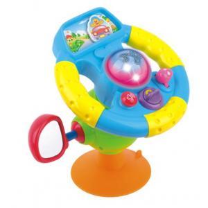 Huile Toys พวงมาลัยหัดขับ ดูดพื้น