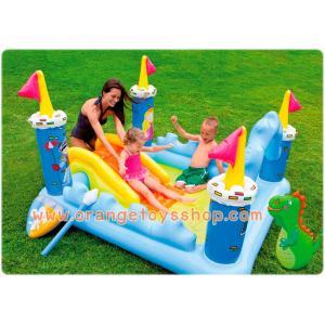 สวนน้ำ แฟนตาซี สีฟ้า Fantasy Game Center, Intex 57138NP