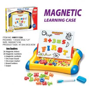 กระดานแม่เหล็ก First Classroom - Magnetic Learning Case (HM1112A)