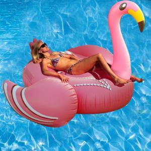แพยางเป่าลม แพยางเป่าลม นกฟามิงโก้ Flamingo pool float