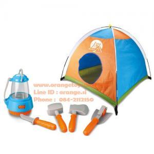 ชุดเดินป่า Camping Little Explorer 5 Piece Camping Play Set