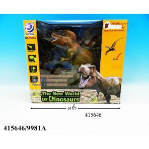 ไดโนเสาร์ T-Rex ไทแรนโนซอรัส เรกซ์ (Tyrannosaurus)