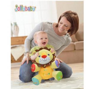 ตุ๊กตาเสริมพัฒนาการ สิงโต JOLLY BABY
