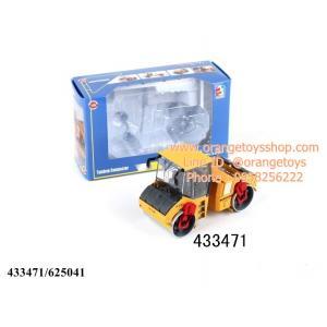 โมเดลรถเหล็ก ชุดรถก่อสร้าง 433471