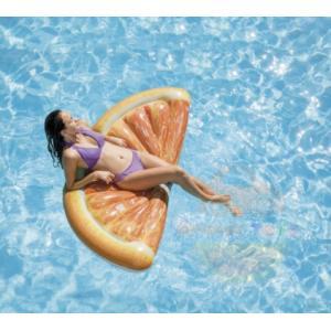 แพยางส้ม เล่นน้ำแฟนซี ส้ม Orange Floats ขนาด 1.78 x 0.85 เมตร