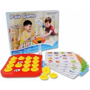 เกมส์จับคู่ Pair Game เป็นเกมที่ถูกออกแบบเพื่อช่วยเสริมเรื่องการพัฒนาความจำ