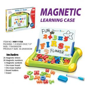 กระดานแม่เหล็ก First Classroom - Magnetic Learning Case (HM1115A)