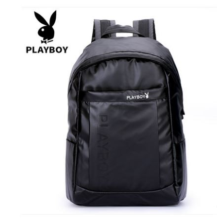 กระเป๋าเป้สะพาย Playboy สีดำ