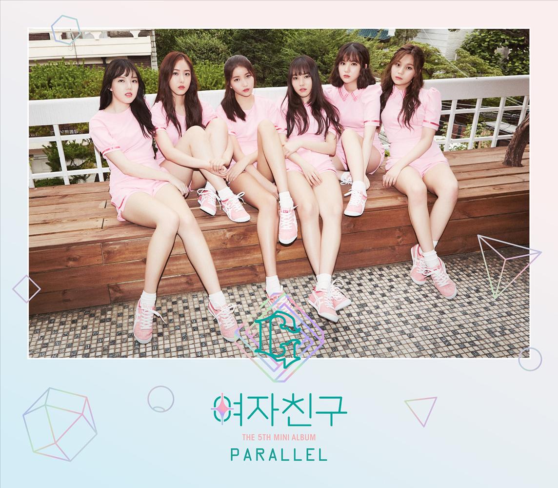 [Pre] GFRIEND : 5th Mini Album - PARALLEL (WHISPER Ver.) +Poster