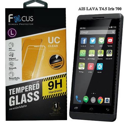 Focus ฟิล์มกระจกนิรภัยกันกระแทก AIS LAVA T4.5 lris 700 เอไอเอส ลาวา