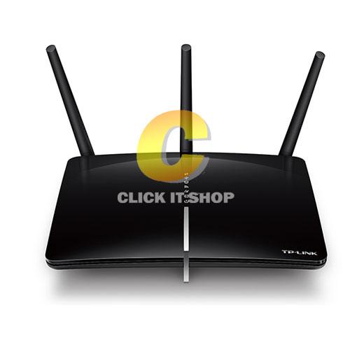 AC1750 Wireless Dual Band Gigabit ADSL2+ Modem Router