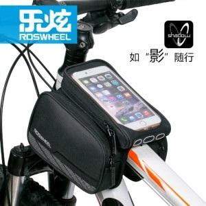 กระเป๋าใส่โทรศัพท์พาดเฟรม Roswheel 12813-A2