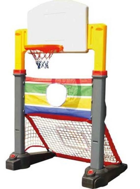 ศูนย์รวมเกมบาส&บอล SIZE:78X124X184/230 cm.