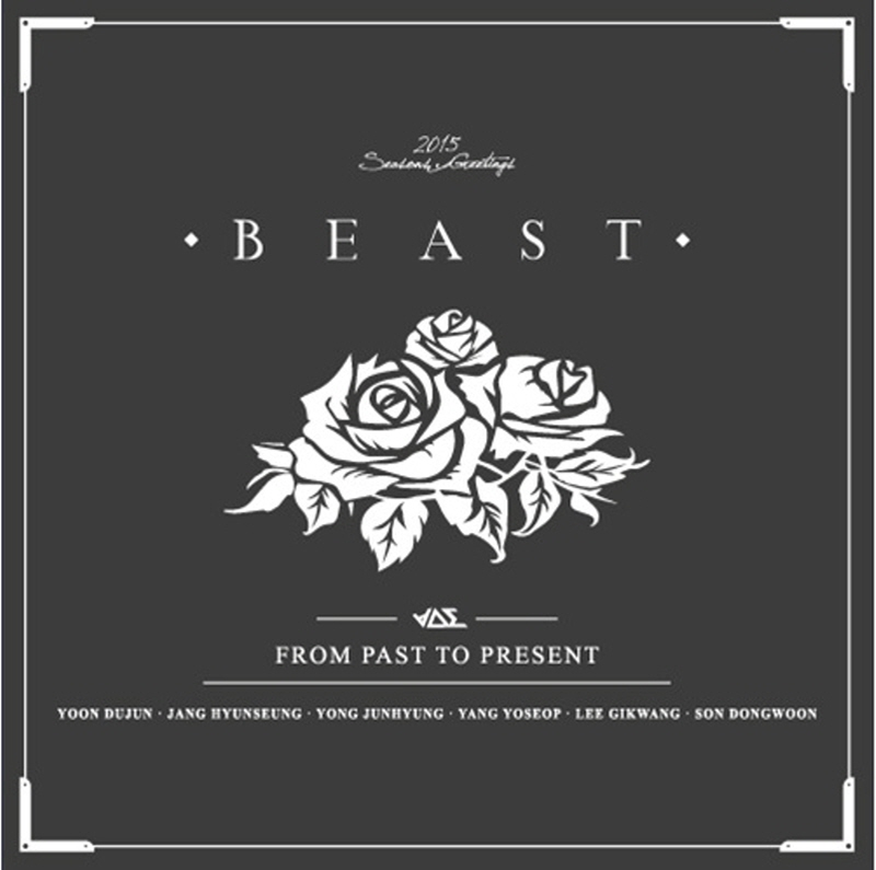 [Pre] Beast : 2015 season's Greetings
