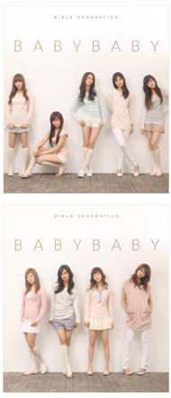 [Pre] SNSD : 1st Album Repackage - Baby Baby