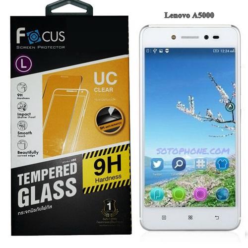 Focus โฟกัส ฟิล์มกันรอยมือถือลีโนโว ฟิล์มกระจกนิรภัยกันกระแทก Lenovo A5000