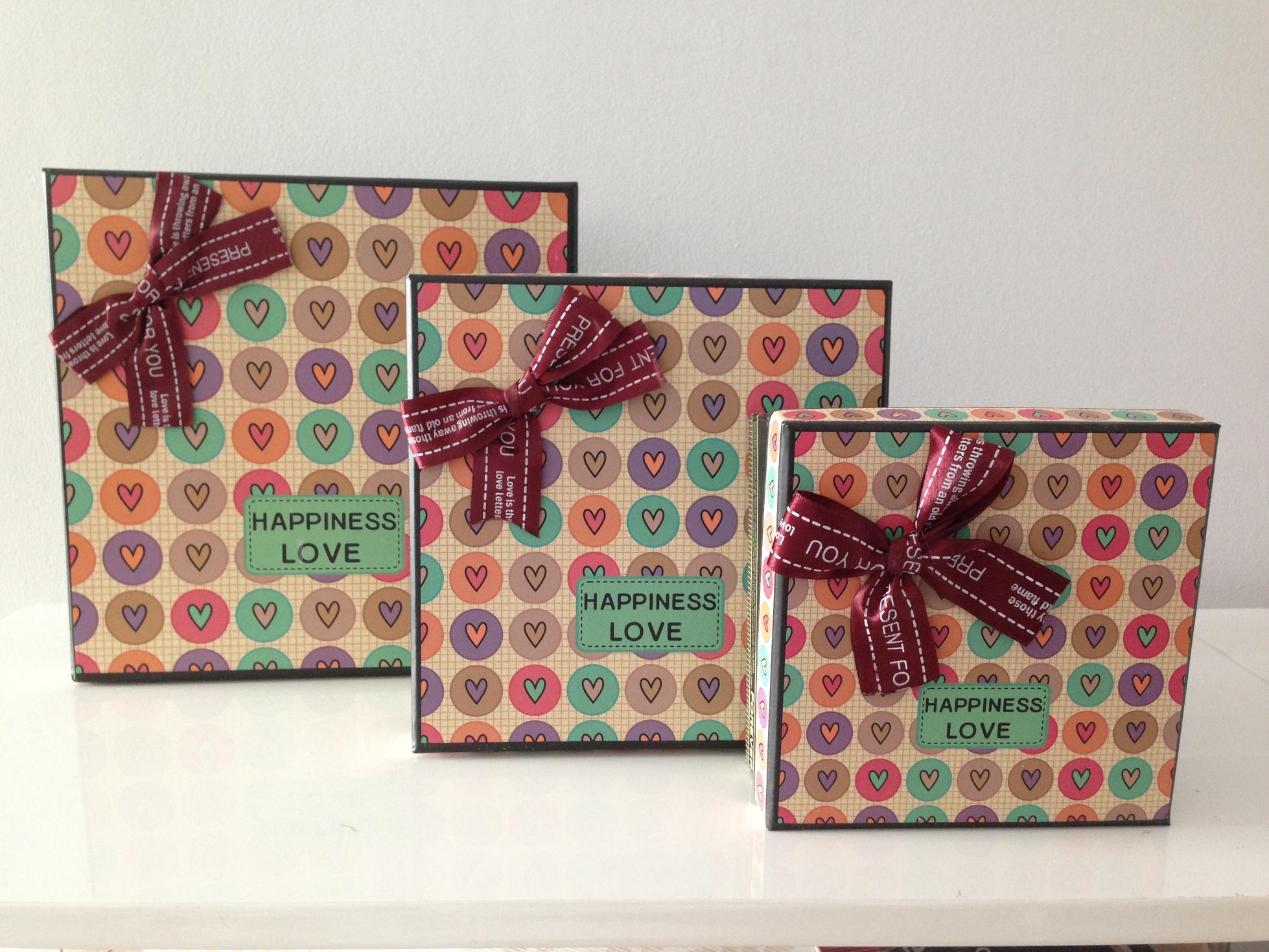 Gift Box: Lovely Heart