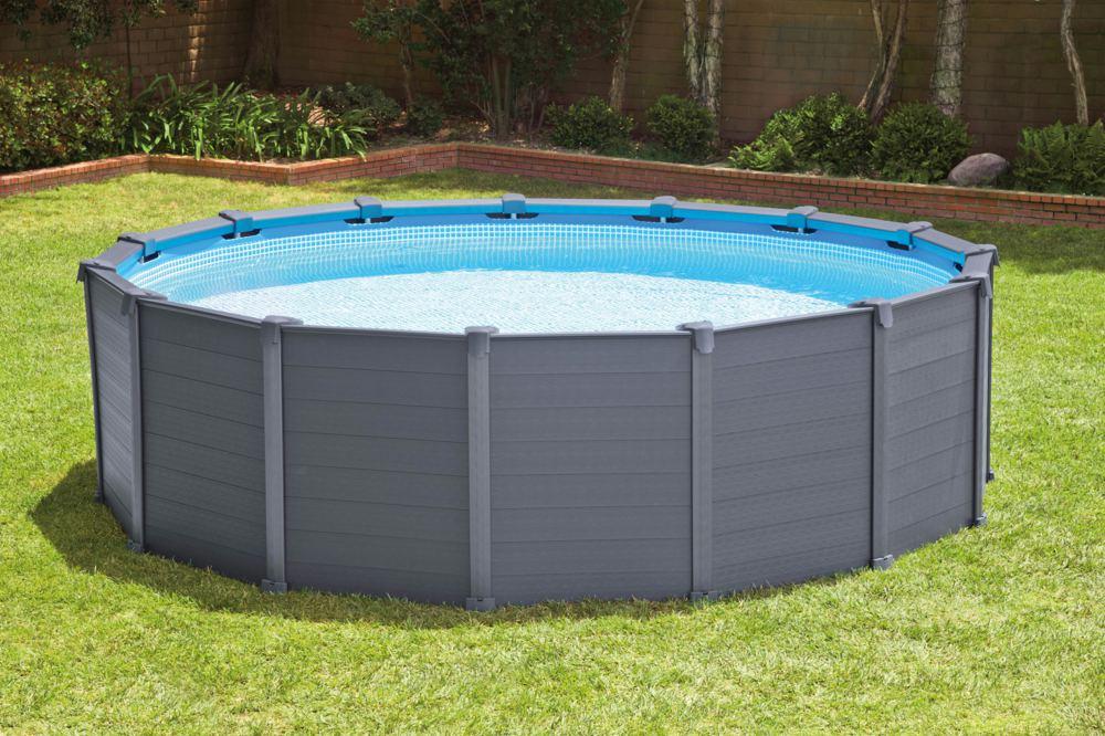 Graphite Panel Pool 28382NP (4.78m*1.24m)