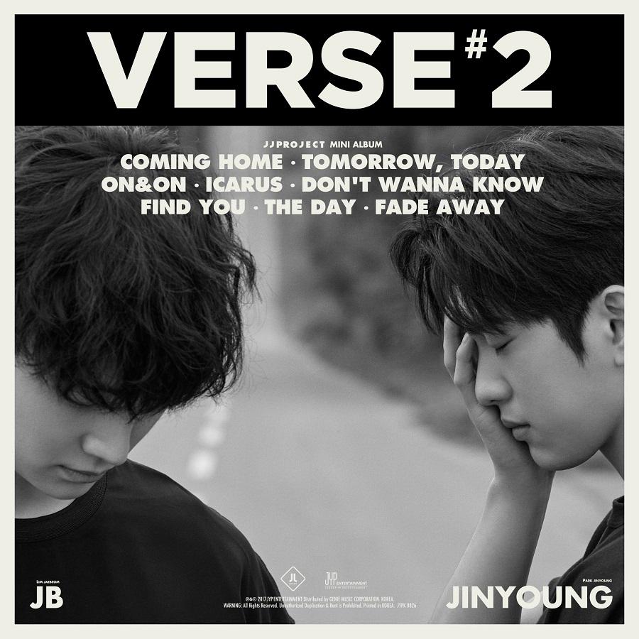 [Pre] JJ Project : Verse 2 (Random Ver.) +Poster