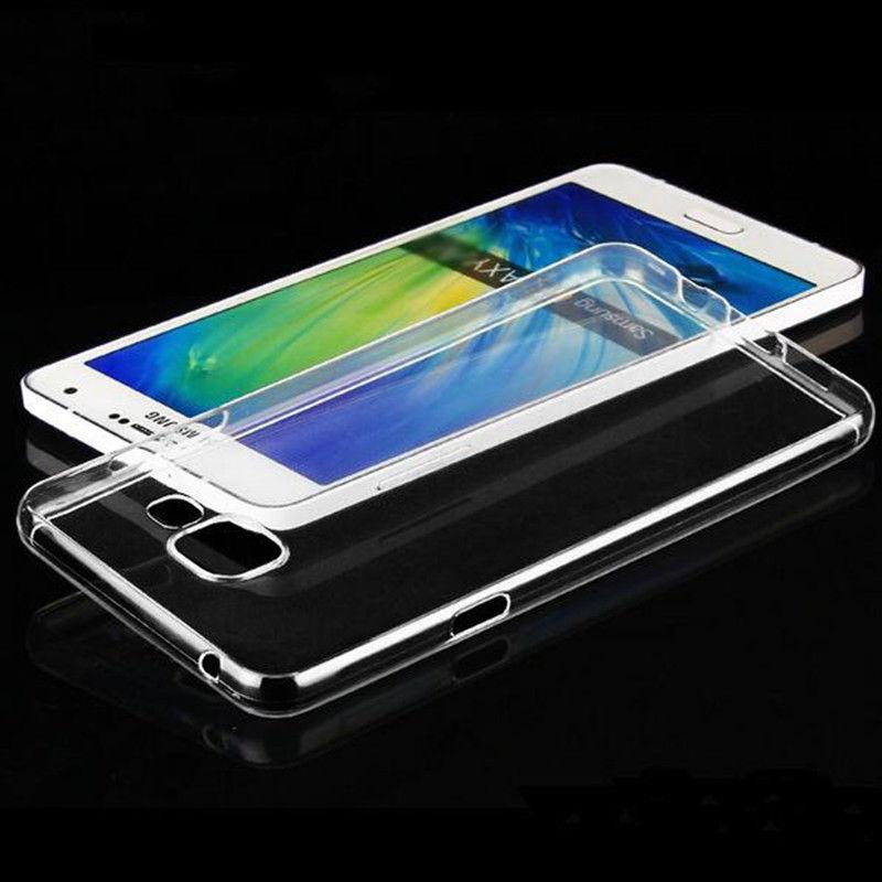 เคส Samsung J1 Mini เคสแบบฝาหลังใส เนื้อบาง โชว์เครื่องสวย